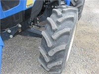 New Holland T4050 with Front Loader