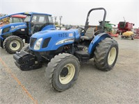 New Holland TN95A Wheel Tractor