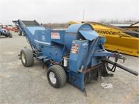 Weiss McNair 8900 Pickup Machine