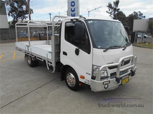 2018 Hino 300 Series - Trucks for Sale