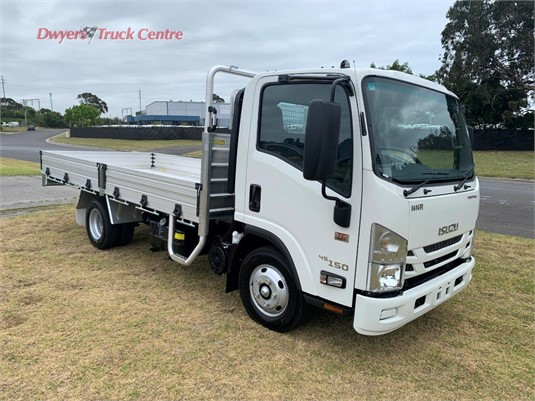 2019 Isuzu NNR 45 150 AMT MWB Dwyers Truck Centre - Trucks for Sale