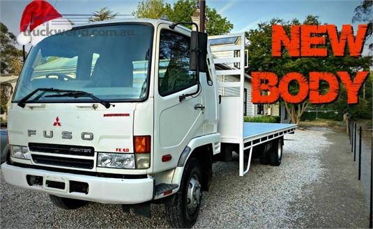 2008 Fuso Fighter FK6.0 Southern Star Truck Centre Pty Ltd  - Trucks for Sale