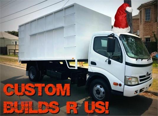 2010 Hino Dutro Southern Star Truck Centre Pty Ltd  - Trucks for Sale