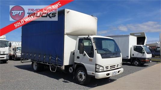 2007 Isuzu NQR 450 Trade Price Trucks - Trucks for Sale
