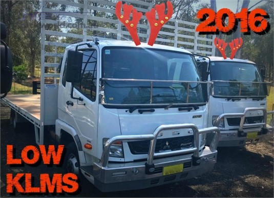 2016 Fuso Fighter 1024 Southern Star Truck Centre Pty Ltd - Trucks for Sale