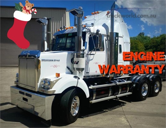 2013 Western Star 4864FXB Southern Star Truck Centre Pty Ltd - Trucks for Sale