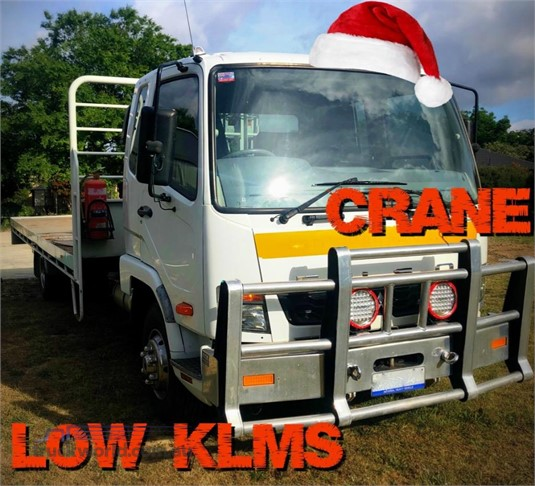 2013 Fuso Fighter 1024 Southern Star Truck Centre Pty Ltd - Trucks for Sale