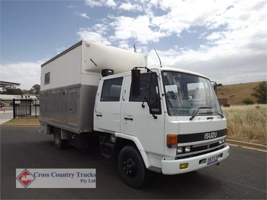 1990 Isuzu FSR 450 Cross Country Trucks Pty Ltd  - Trucks for Sale