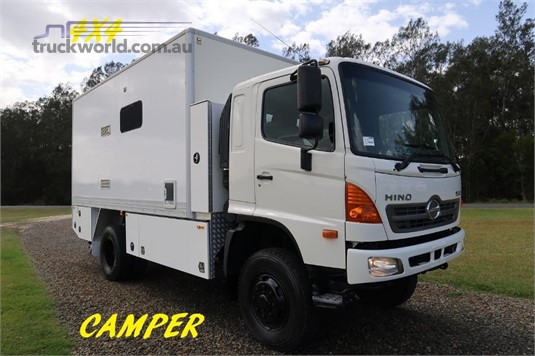 2011 Hino 500 Series 1322 GT 4x4 - Trucks for Sale