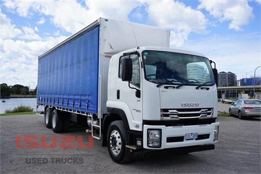 2016 Isuzu FVL 1400 Used Isuzu Trucks - Trucks for Sale