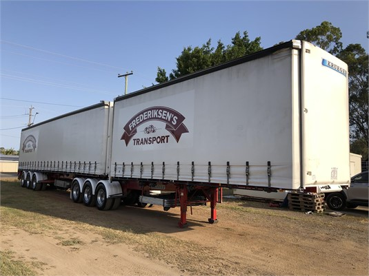 2015 Krueger other - Trailers for Sale