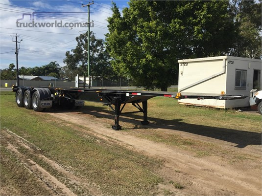 2012 Cimc other - Trailers for Sale