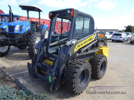 New Holland L220 - Heavy Machinery for Sale
