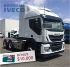 2018 Iveco Stralis AT500 Prime Mover