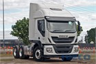 2019 Iveco Stralis AT550 Prime Mover