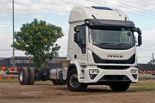 2019 Iveco Eurocargo ML160E28P - Trucks for Sale