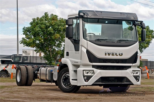 2019 Iveco Eurocargo ML120E25P - Trucks for Sale