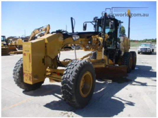 2015 Caterpillar 140M3 - Heavy Machinery for Sale