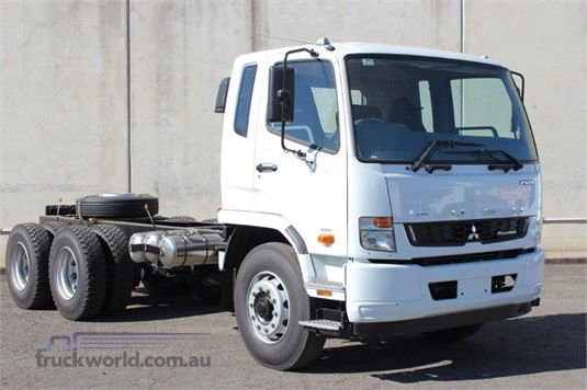 2018 Fuso Fighter 2427 SWB - Trucks for Sale