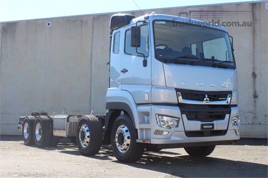 2019 Fuso Shogun - Trucks for Sale
