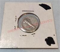 1945 VG Mercury Dime