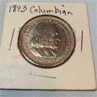 1893 Columbian Half Dollar