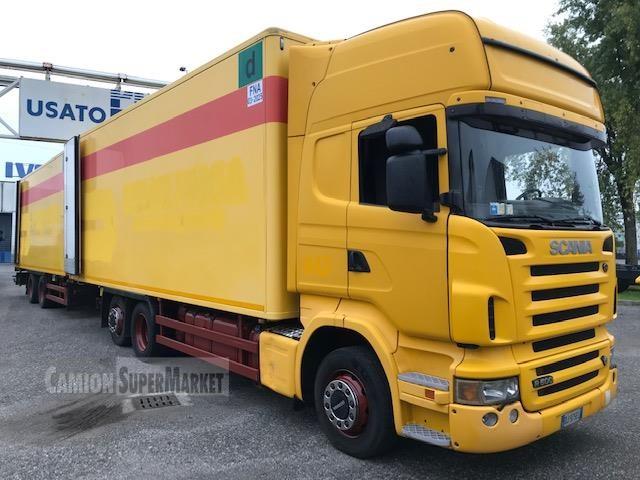 Scania R500 Usato 2007