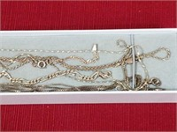 .925 Bracelets & Necklaces Lot