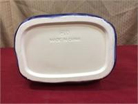 WCL China Ceramic Trinket Box Cookie Jar