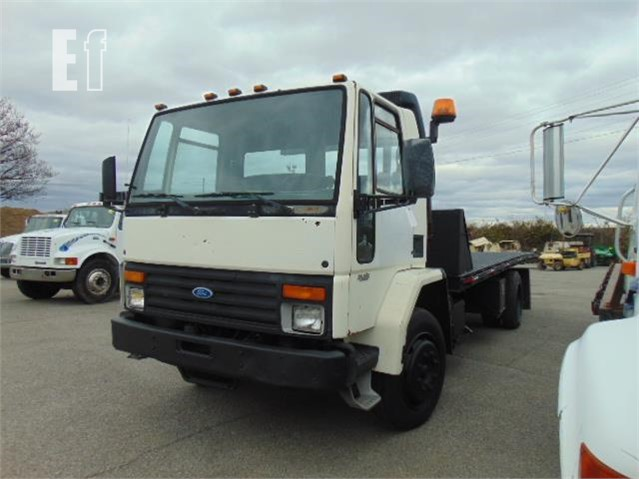 Equipmentfacts Com 1986 Ford Cargo 6000 Online Auctions