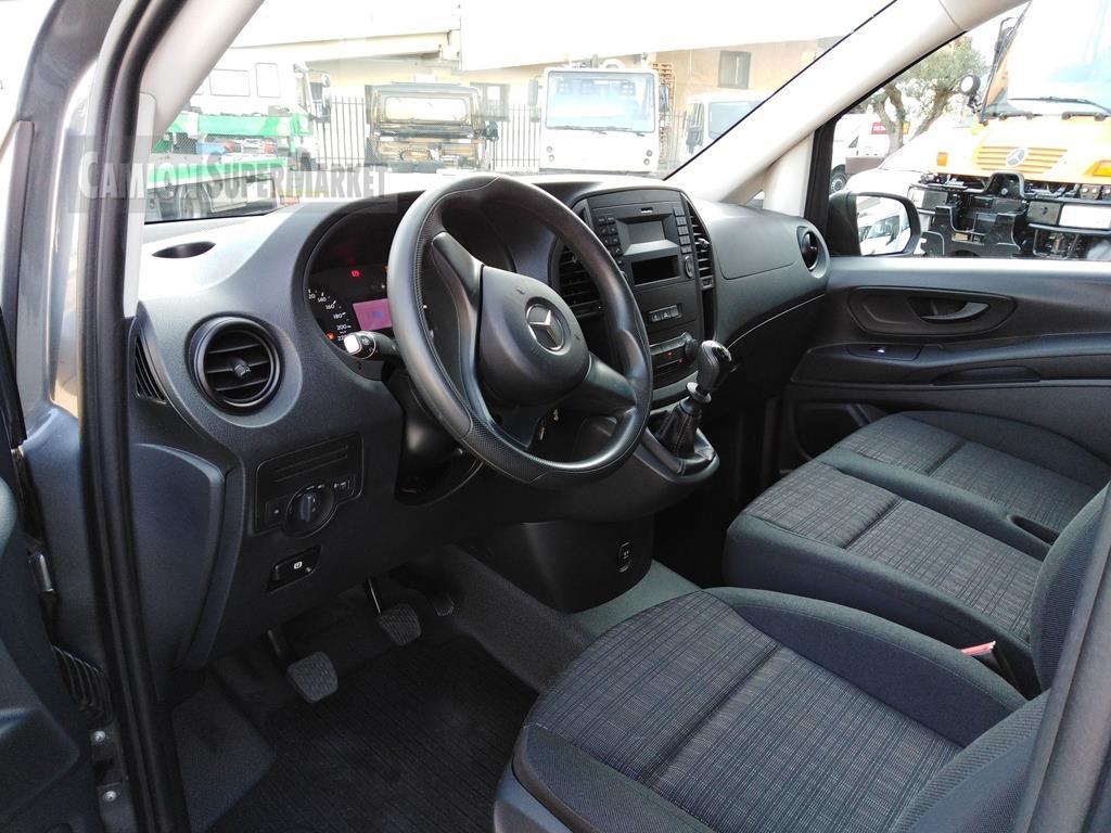 Mercedes-Benz VITO 114 used 2015 Lombardia