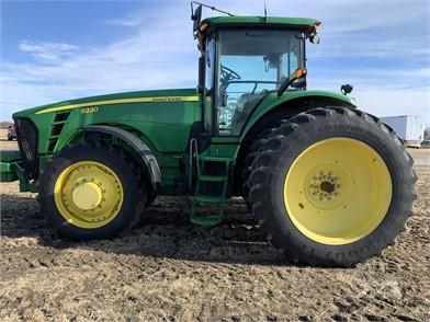 JOHN DEERE 8230 For Sale - 35 Listings | TractorHouse.com ... on