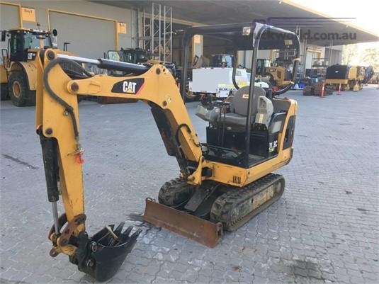 2011 Caterpillar 301 8C Excavators - Mini