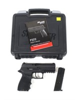 SIG Sauer Model P320 Carry Nation .40 S & W., 3.9""