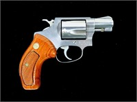 Smith & Wesson Model 60 Stainless .38 Spl. D.A.
