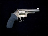 Smith & Wesson Model 19-4 .357 Mag D.A. Revolver,
