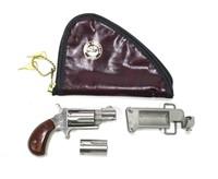North American Arms Mini Revolver .22 Mag.