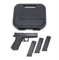 "Glock Model 17 GEN 4 9mm Semi-Auto, 4.49"" Barrel"