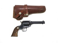 "Ruger Bearcat .22 LR S.A. Revolver, 4"" Barrel"