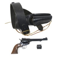 Ruger Single Six Convertible .22 LR/.22 Mag S.A.