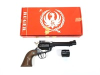Ruger New Model Single Six Convertible .22LR/.22