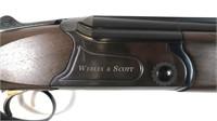 Remington No. 4 Rolling Block Rifle .22 S,L,