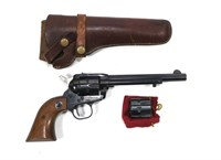 Ruger Single Six Convertible .22 LR and .22 Mag,