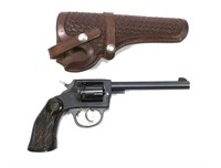 Iver Johnson Model 55A Target .22 LR. D.A.