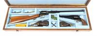 Uberti 1858 New Army Revolving Carbine .44 Cal.,