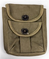 Lot of Military Web Gear and Pouches