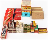 Ammo lot of 800+ Rounds Vintage Ammo