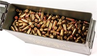 1000 Rounds of 9mm FMJ Reloads