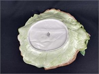 Large Fitz and Floyd Classics Lily Platter