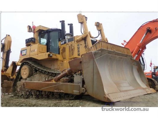 2012 Caterpillar D10T - Heavy Machinery for Sale